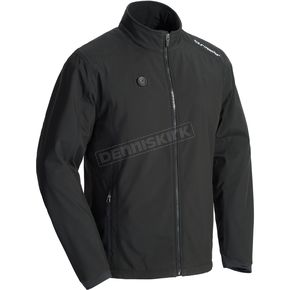 Black Synergy 7.4-Volt Battery Powered Heated Jacket
