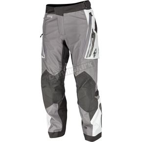Gray/Black Badlands Pro Pants