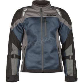 Blue/Black/Gray Induction Jacket