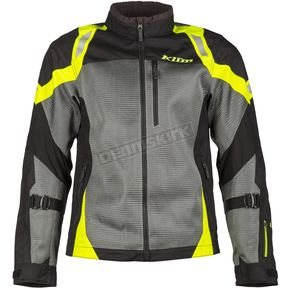 Gray/Black/Hi-Vis Induction Jacket - 5060-002-130-500