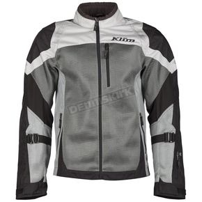 Gray/Black/Light Gray Induction Jacket