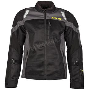 Black/Dark Gray Induction Jacket - 5060-002-160-660