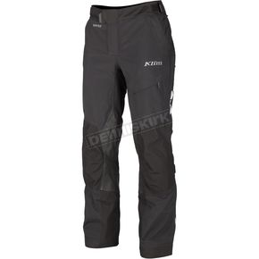 Black Latitude Pants