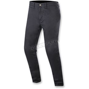 Navy Motochino Pants - 3328319-71-32