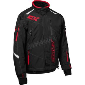 Black/Red Thrust G2 Jacket - 70-7314