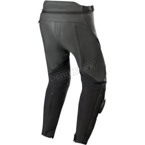 Black Missile v2 Airflow Leather Pants