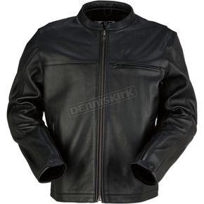 Munition Leather Jacket
