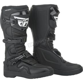Black Maverik Boots