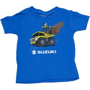 Toddler Suzuki Earth Mover T-Shirt
