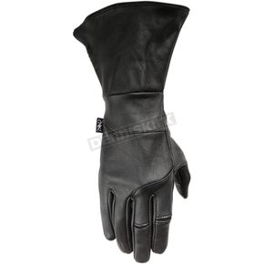 Insulated Siege Gauntlet Leather Gloves