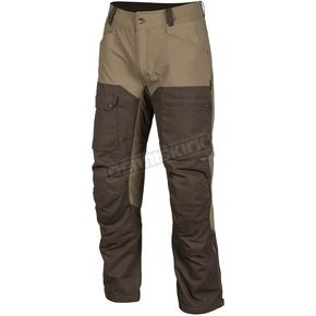 Brown Switchback Cargo Pants - 3917-000-032-901