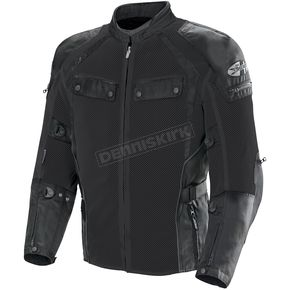 Black Mesh Phoenix Ion Summit Jacket
