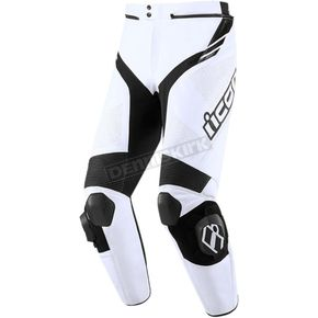 White/Black Hypersport2 Prime Pants
