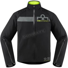 Black Tarmac2 Jacket - 2820-5010