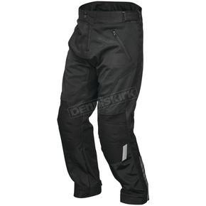 Black Rush Air Pants