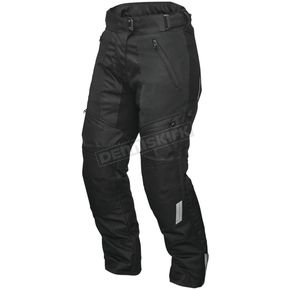 Black/Gray Sirocco Mesh Overpants