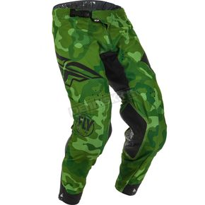 Green/Black Evolution DST Pants
