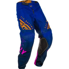 Midnight/Blue/Orange Kinetic K220 Pants