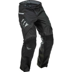 Black Patrol Overboot Pants