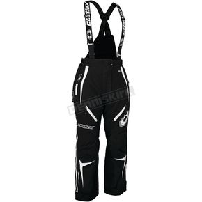 Women's Black/White Fuel G7 Pants