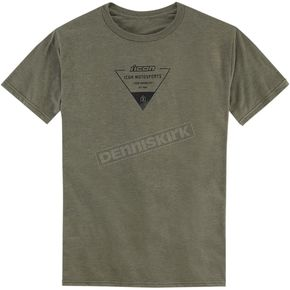 Olive Heather 3.11 T-Shirt