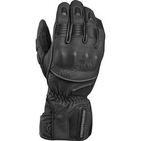 Women's Black Outrider Heated Gloves