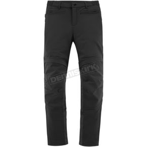 Womens Black Hella2 Pants