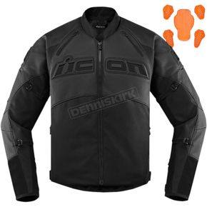 Stealth Contra 2 Leather Jacket