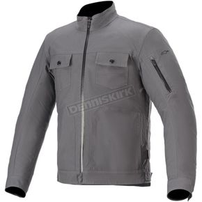 Grey Waterproof Solano Jacket - 3209020-9011-L