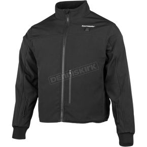 Black Synergy Pro Plus 12-Volt Heated Jacket