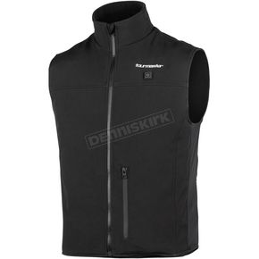 Black Synergy Pro Plus 12-Volt Heated Vest