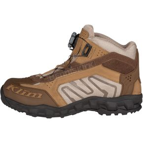 Brown Ridgeline Boots