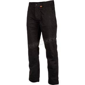 Black K Fifty 1 Riding Jeans
