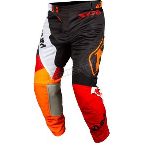 Orange Krush XC Lite Pants - 5004-002-034-402