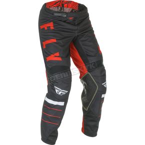 Red/Black Kinetic Mesh Pants