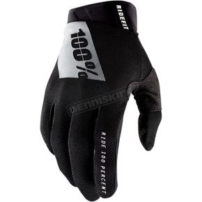 Black Ridefit Gloves