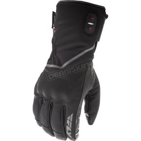 Black Ignitor Pro Heated Gloves - 476-29203X