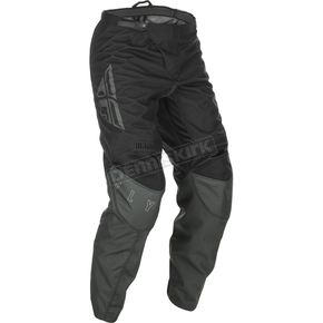Black/Gray F-16 Pants - 374-93030