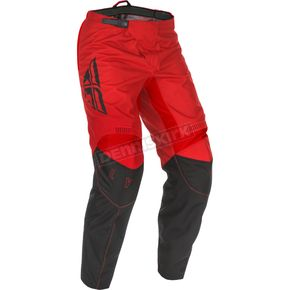 Red/Black F-16 Pants - 374-93238