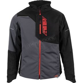 Red Range Insulated Jacket - F03000501-160-102