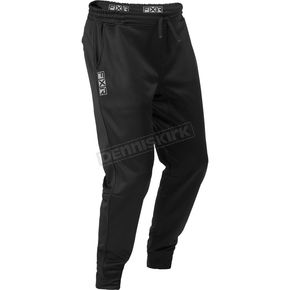 Black Elevation Tech Pants - 211131-1010-13
