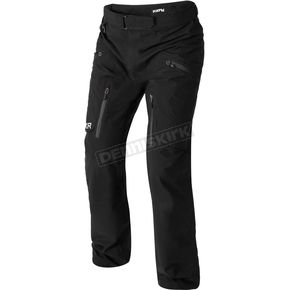 Black Convoy Trilaminate Waist Pants - 192101-1000-10