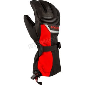 Hi-Risk Red/Black Fusion Gloves