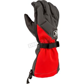 High Risk Red Togwotee Gloves