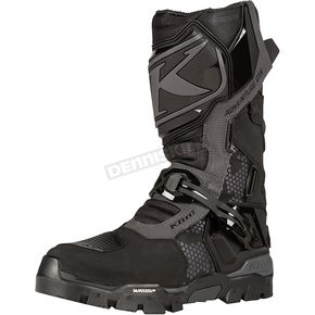 Stealth Black Adventure GTX Boots