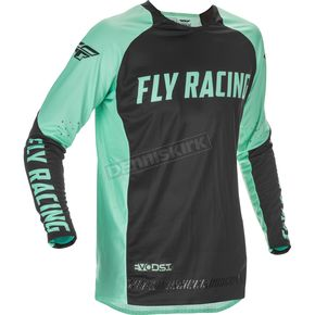 Mint/Black Evolution DST Limited Edition Jersey