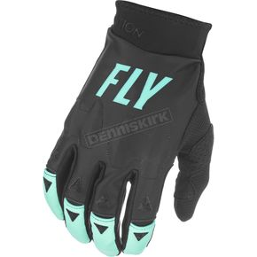 Mint/Black Evolution DST Limited Edition Gloves