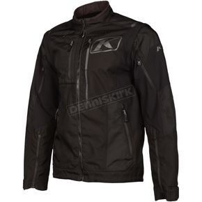 Black Dakar Jacket