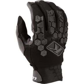 Black Dakar Gloves