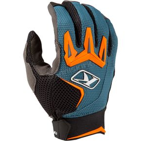Orange Krush Mojave Gloves